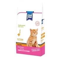 تصویر غذای خشک Paw Paw مخصوص بچه گربه با طعم مرغ - 1.5 کیلوگرمی