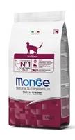 تصویر غذای خشک Monge مخصوص گربه های داخل خانه بالغ تهیه شده از گوشت مرغ - 1.5 کیلوگرم