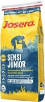تصویر غذای خشک مخصوص توله سگ های کلیه نژادها Josera مدل Sensi Junior مناسب برای حیواناتی با دستگاه گوارش حساس یا حساس به طعم غذا - 900 گرم