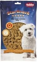 تصویر اسنک تشویقی سگ StarSnack مدل Mini Bones با طعم مرغ