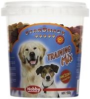 تصویر اسنک تشویقی سطلی مخصوص سگ StarSnack مدل Training Mix بدون قند - 500 گرم