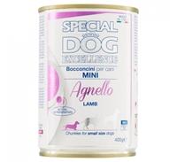 تصویر پوچ Special Dog Excellence مخصوص سگ نژاد کوچک با تکه های گوشت بره 400 گرم