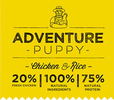 تصویر غذای خشک Avantis مدل Pure مخصوص توله سگ نژاد کوچک - 2 کیلوگرم