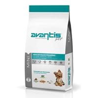 تصویر غذای خشک Avantis مخصوص سگ بالغ نژاد کوچک 2 کیلوگرم