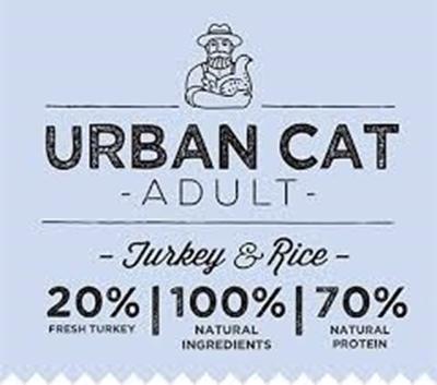 تصویر غذای خشک Avantis مدل Urban Cat مخصوص گربه بالغ - 2 کیلوگرم