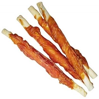 تصویر غذای تشویقی مدادی سگ مرغ و گوشت گاو Snack Premium