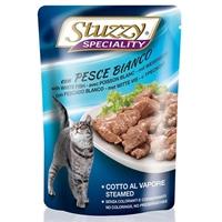 تصویر کنسرو مخصوص گربه stuzzy مدل Speciality  با طعم ماهی سفید - 100 گرم