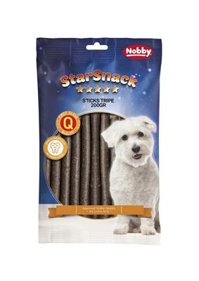 تصویر تشویقی StarSnack مدل Mini Bones با طعم سیرابی مخصوص سگ 200 گرم