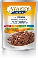 تصویر پوچ stuzzy با طعم گوشت گاو مخصوص سگ - 100گرم