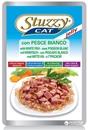 تصویر پوچ stuzzy با طعم ماهی سفید مخصوص گربه - 100 گرم