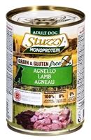 تصویر کنسرو گوشت بره stuzzy مدل Monoprotein  مخصوص سگ - 400 گرم