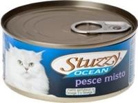 تصویر کنسرو مخصوص گربه Stuzzy مدل Ocean با - 185 گرم