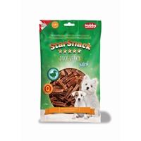 تصویر تشویقی Nobby مخصوص سگ مدل Star Snack Duck Jerky