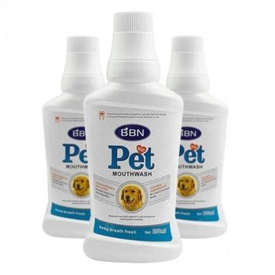 تصویر محلول فلوراید BBN مخصوص سگ و گربه