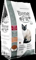 تصویر غذای خشک BeneFit مخصوص گربه بالغ با طعم ماهی سالمون - ۱.5 کیلوگرم