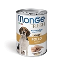 تصویر کنسرو Monge مخصوص سگ با طعم مرغ