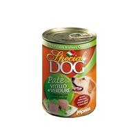 تصویر کنسرو Monge مخصوص سگ بالغ با طعم گوشت گوساله - 400 گرم