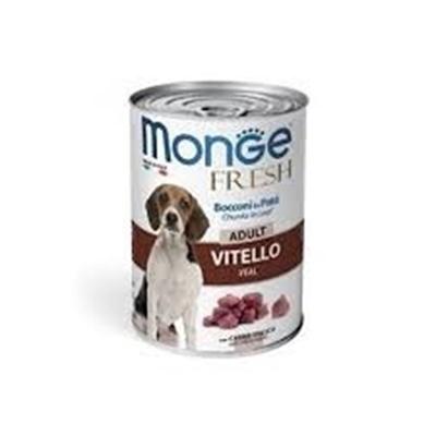تصویر کنسرو Monge سگ با طعم گوشت گوساله