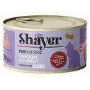 تصویر کنسرو Shayer مخصوص گربه با طعم مرغ و بوقلمون - 200 گرم