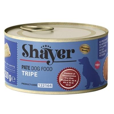 تصویر کنسرو Shayer مخصوص سگ با طعم سیرابی - 200 گرم