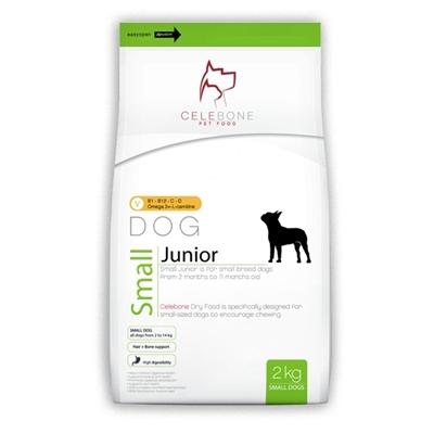 تصویر غذای خشک Celebone مخصوص سگ های نژاد کوچک بالغ - 2 کیلوگرم