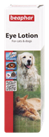 تصویر لوسیون مراقبت از چشم Beaphar مخصوص سگ و گربه - 50میلی گرم