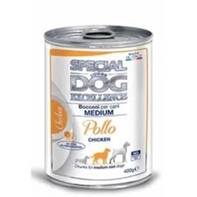 تصویر پوچ Special Dog Excellence مخصوص سگ با تکه های مرغ 400 گرم