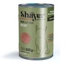 تصویر کنسرو Shayer مخصوص گربه با طعم گوشت گوساله - 400 گرم