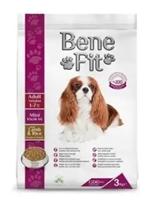 تصویر غذای خشک Benefit مخصوص سگ بالغ با طعم گوشت گوسفند 3 کیلوگرم