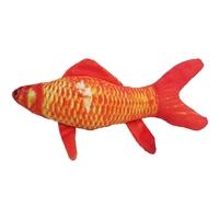 تصویر اسباب بازی طرح ماهی کت نیپ دار SevilPet مدل ماهی قرمز