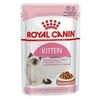 تصویر پوچ Royal Canin مدل KITTEN gravy مخصوص بچه گربه - 85 گرمی