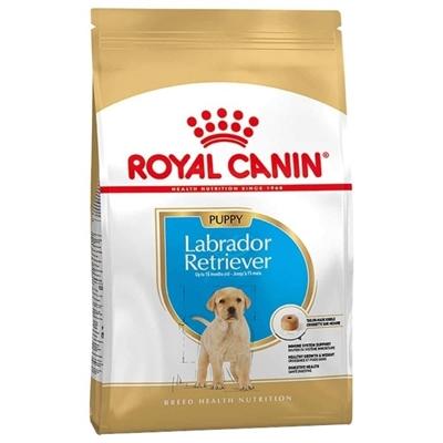 تصویر غذای خشک رویال کنین مدل Labrador Retriever مخصوص توله سگ - 3 کیلوگرم