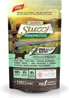 تصویر Stuzzy Poch مخصوص Puppy تهیه شده از گوشت گوساله -110گرم
