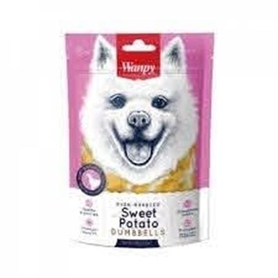 تصویر تشویقی Wanpy مخصوص سگ مدل Sweet potato Dumbbells