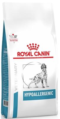 تصویر غذای خشک Royal Canin مدل Hypoallergenic مخصوص سگ های بالغ دارای آلرژی غذایی (شرکتی) - ۲ کیلوگرم