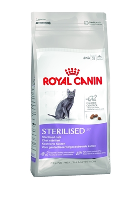 تصویر غذای خشک Royal Canin مخصوص گربه بالغ عقیم شده - ۴ کیلوگرم