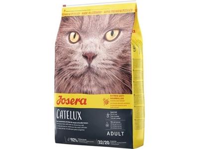 تصویر غذا خشک گربه Josera مدل Catelux  با طعم اردک و سیب زمینی -2 کیلوگرم