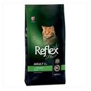 تصویر غذای خشک Reflex Plus تهیه شده از گوشت مرغ مخصوص گربه بالغ - 1.5 کیلوگرم