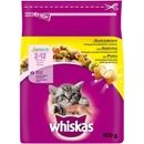 تصویر غذای خشک Whiskas مخصوص بچه گربه تهیه شده از گوشت مرغ