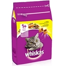 تصویر غذای خشک Whiskas مخصوص گربه بالغ تهیه شده از گوشت مرغ- 1.4کیلوگرم