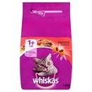 تصویر غذای خشک Whiskas مخصوص گربه بالغ تهیه شده از گوشت گوساله - 1.4 کیلوگرم