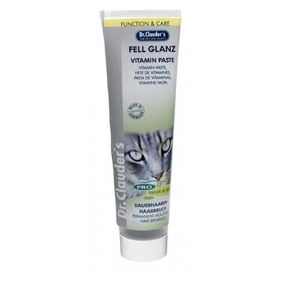 تصویر خمیر مولتی ویتامین Dr.Clauders مخصوص گربه - 100 گرم