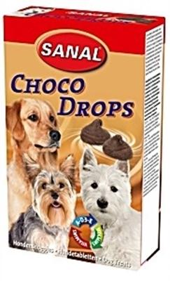 تصویر تشویقی SANAL  شکلات مخصوص سگ  - 125 گرم