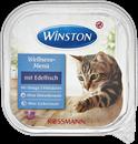 تصویر ووم گربه Winstonتهیه شده از ماهی - 100 گرم