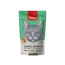 تصویر پوچ Wanpy مخصوص گربه تهیه شده از مرغ و میگو - 80گرم