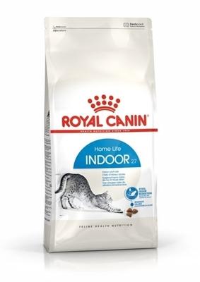 تصویر غذای خشک RoyalCanin مخصوص گربه های داخل خانه بالغ مدل Indoor27 -