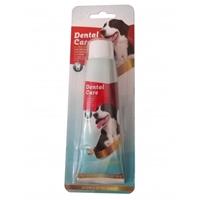 تصویر خمیر دندان Dental care مخصوص سگ با طعم گوشت -95گرم