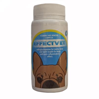 تصویر مولتی ویتامین Effectiveمخصوص سگ - بسته 100 عددی