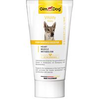 تصویر مولتی ویتامین Gim Dog مخصوص حفظ شادابی برای استفاده سگ - 50 گرم