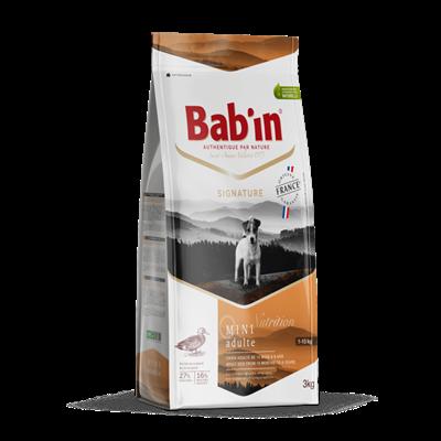 تصویر غذای خشک BaBin مخصوص سگ های بالغ نژاد کوچک - 3 کیلوگرم